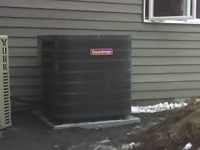 Residential Heating Goodman Air Conditioner WI