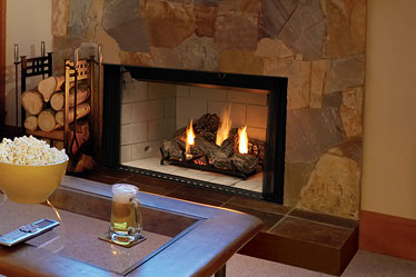 Gas Fireplaces WI. We provide the comfort of traditional gas fireplaces & gas fireplaces inserts in Polk