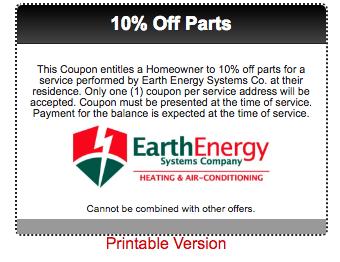 10% off parts
